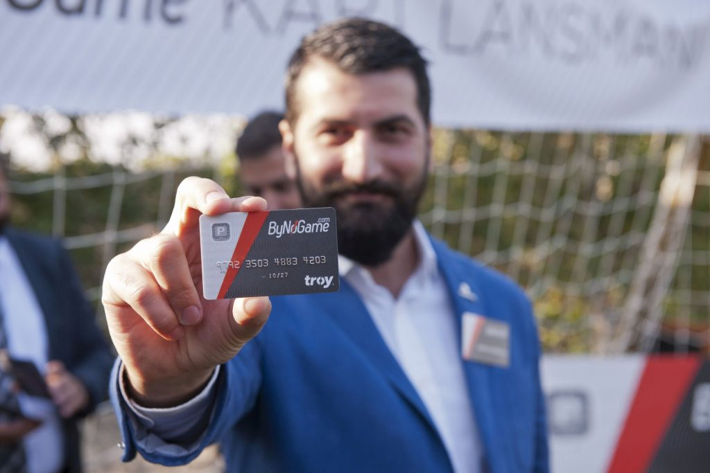 ByNoGame announces prepaid credit card - GoodGamers biz